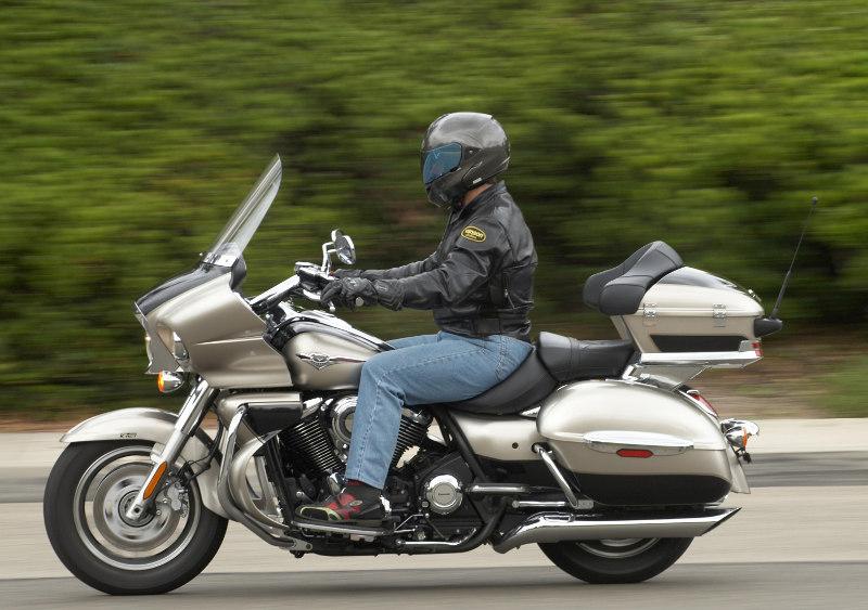 2009 Kawasaki Vulcan 1700 Voyager Md