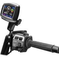 How to Mount a Garmin Zumo or TomTom Rider GPS
