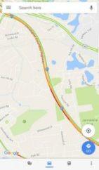 Garmin Zumo versus Google Maps