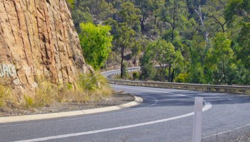 Nice local roads – Jimna | Motorcycle Paradise