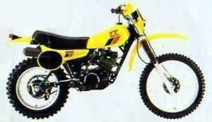 Yamaha TT 250