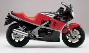 Kawasaki GPZ600R Ninja