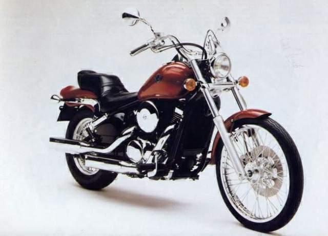Kawasaki Vn 800 Vulcan