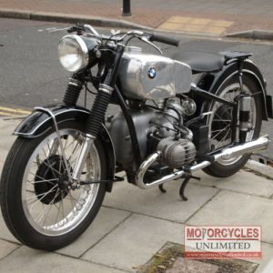 1953 Bmw R51 3 Vintage Bmw For Sale Motorcycles Unlimited