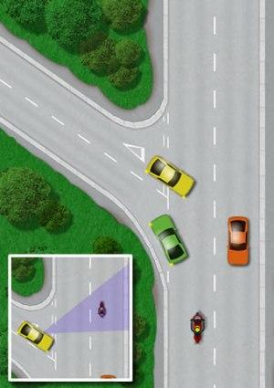Motorcycle Junctions Tutorial – Motorcycle Test Tips