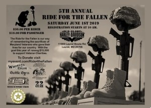 Ride for the Fallen @ The LZ