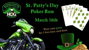 Bayside HOG St Patty's Day Poker Run