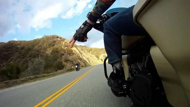 motorcycle wave cruiser