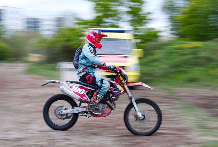 modern-day dirt bike - can touring motorcycles go off-road?