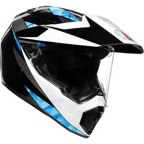 AVG AX9 adventure motorcycle helmet