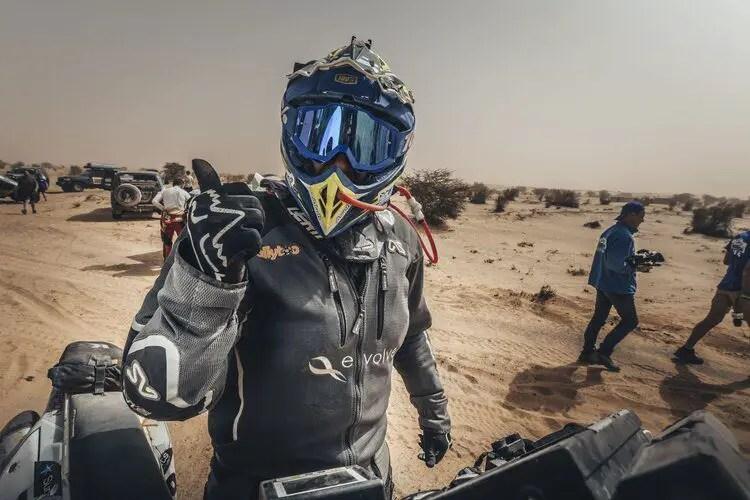 atacama race jacket - adventure spec - best waterproof motorcycle jacket