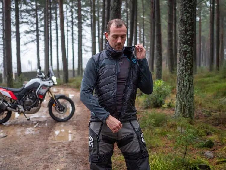 Adventure Spec Baltic Hybrid jacket - best waterproof motorcycle jacket