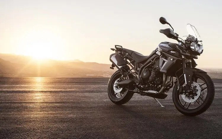 triumph tiger explorer - new vs used motorcycles