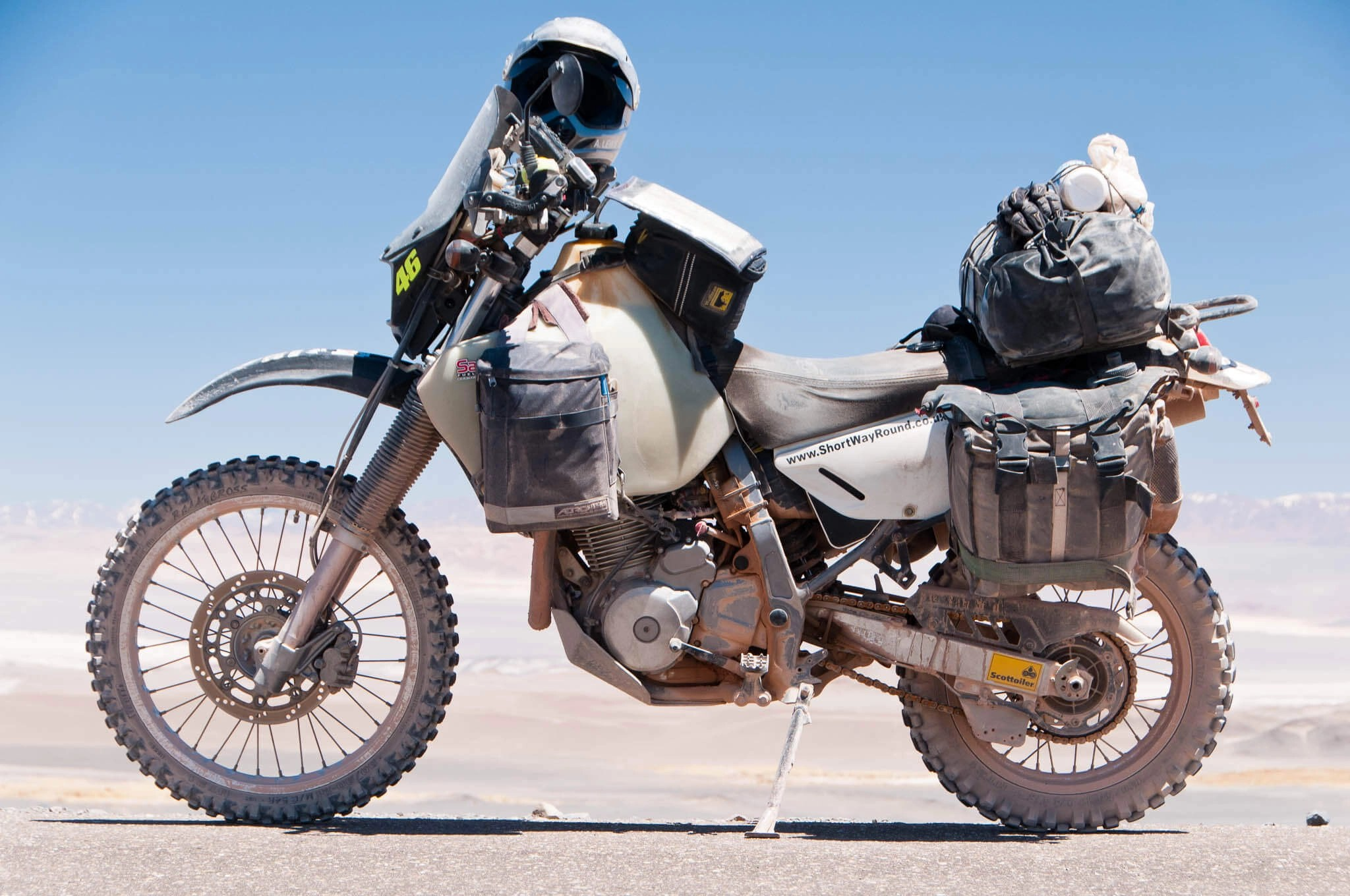 best motorcycles to tour around the world