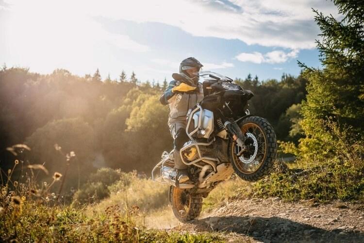 bmw gs off-road adventure bike