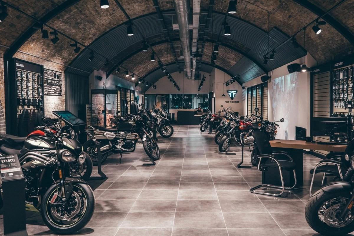choosing a new motorcycle