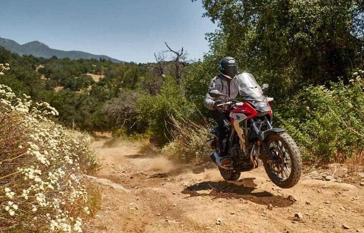 honda cb500x off-road