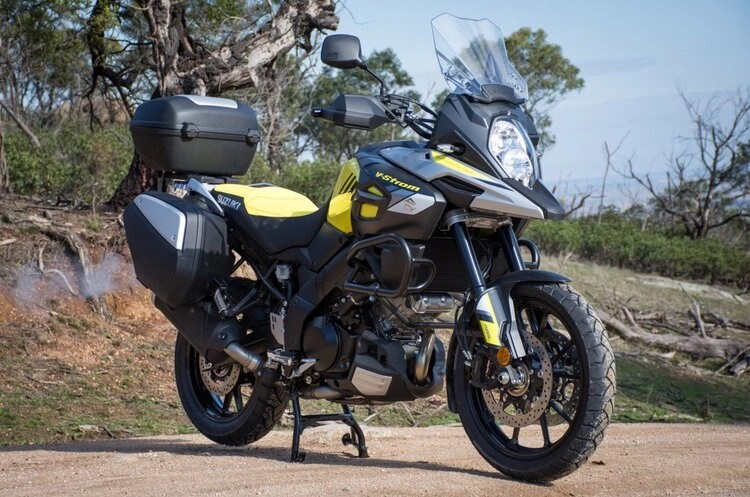 suzuki v-strom 650 xt - choosing a new motorcycle