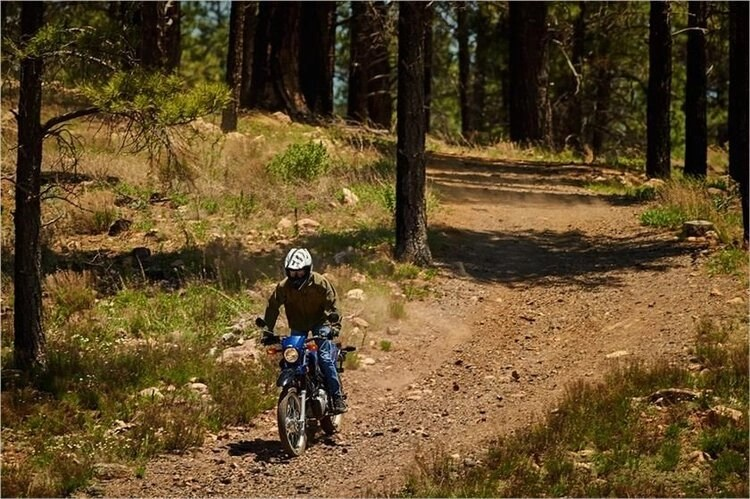 yamaha off-road - best motorcycles to tour around the world