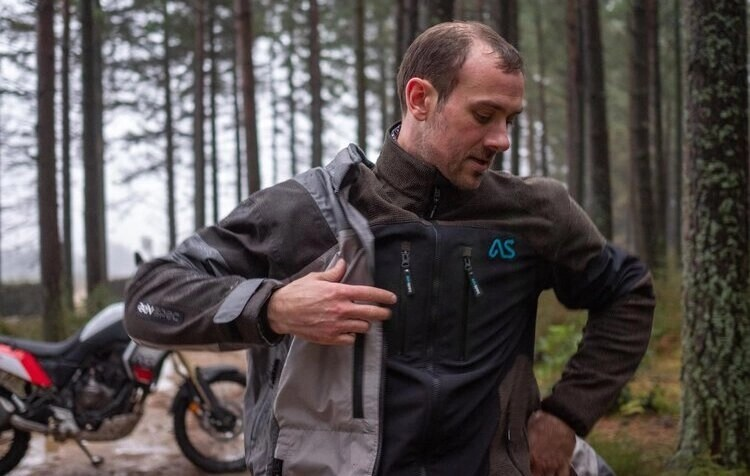 advspec - wet weather motorcycle gear