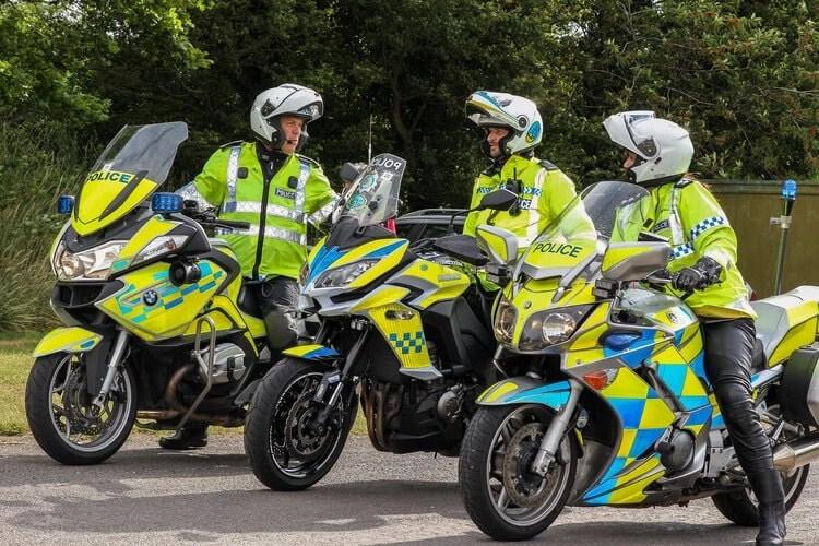 bikesafe police riders