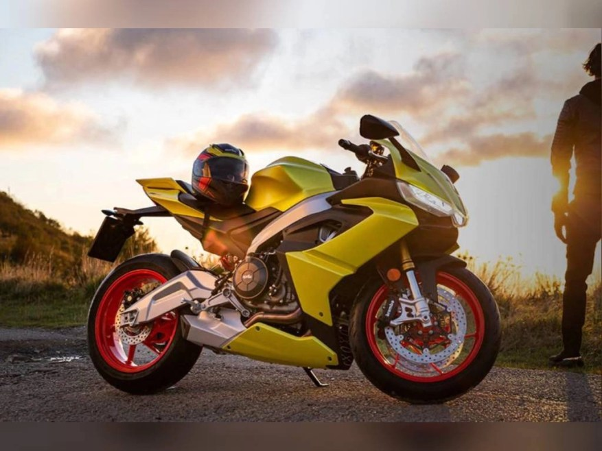 aprilia rs 660 - choosing a new motorcycle