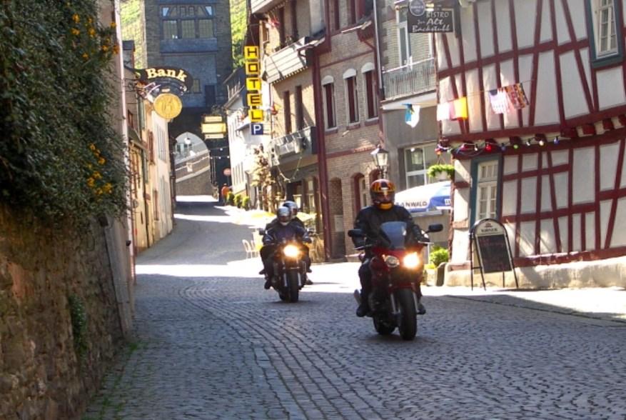 town riding