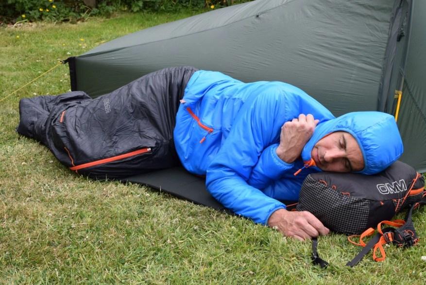 OMM Mountain Raid Sleep System