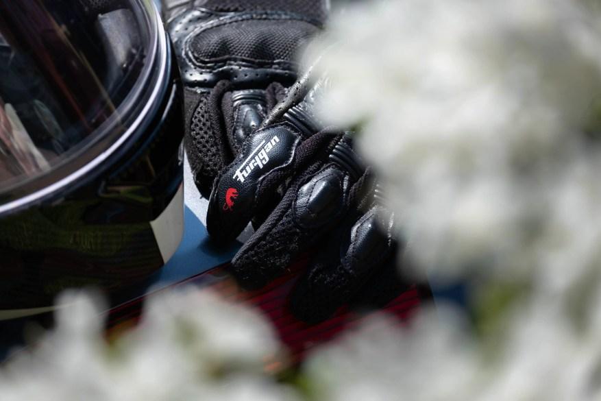 Furygan TD12 summer motorcycle gloves