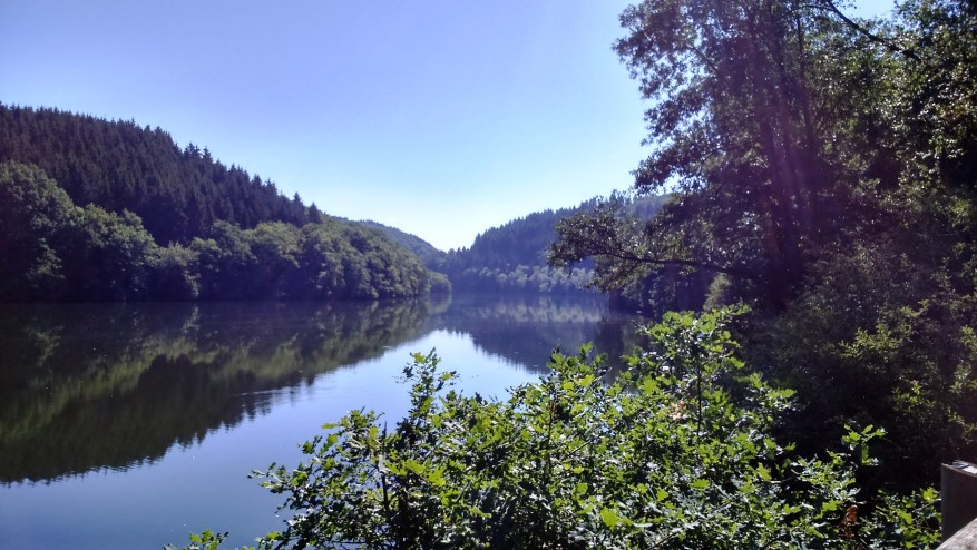 lake in Luxembourg