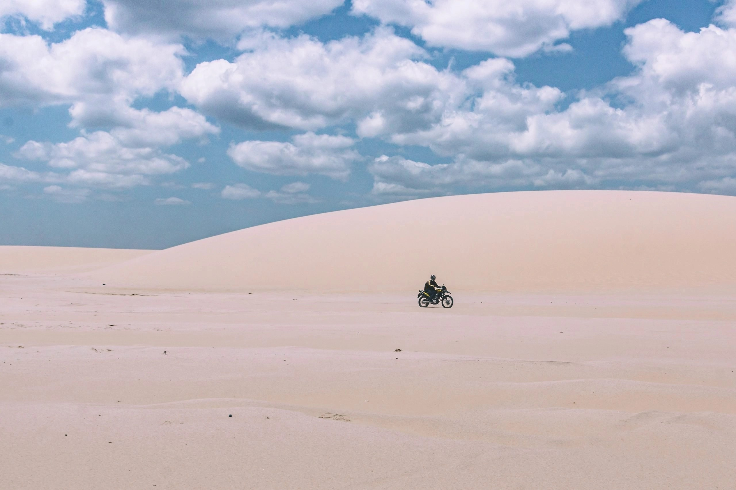 motorcycle travel as an introvert