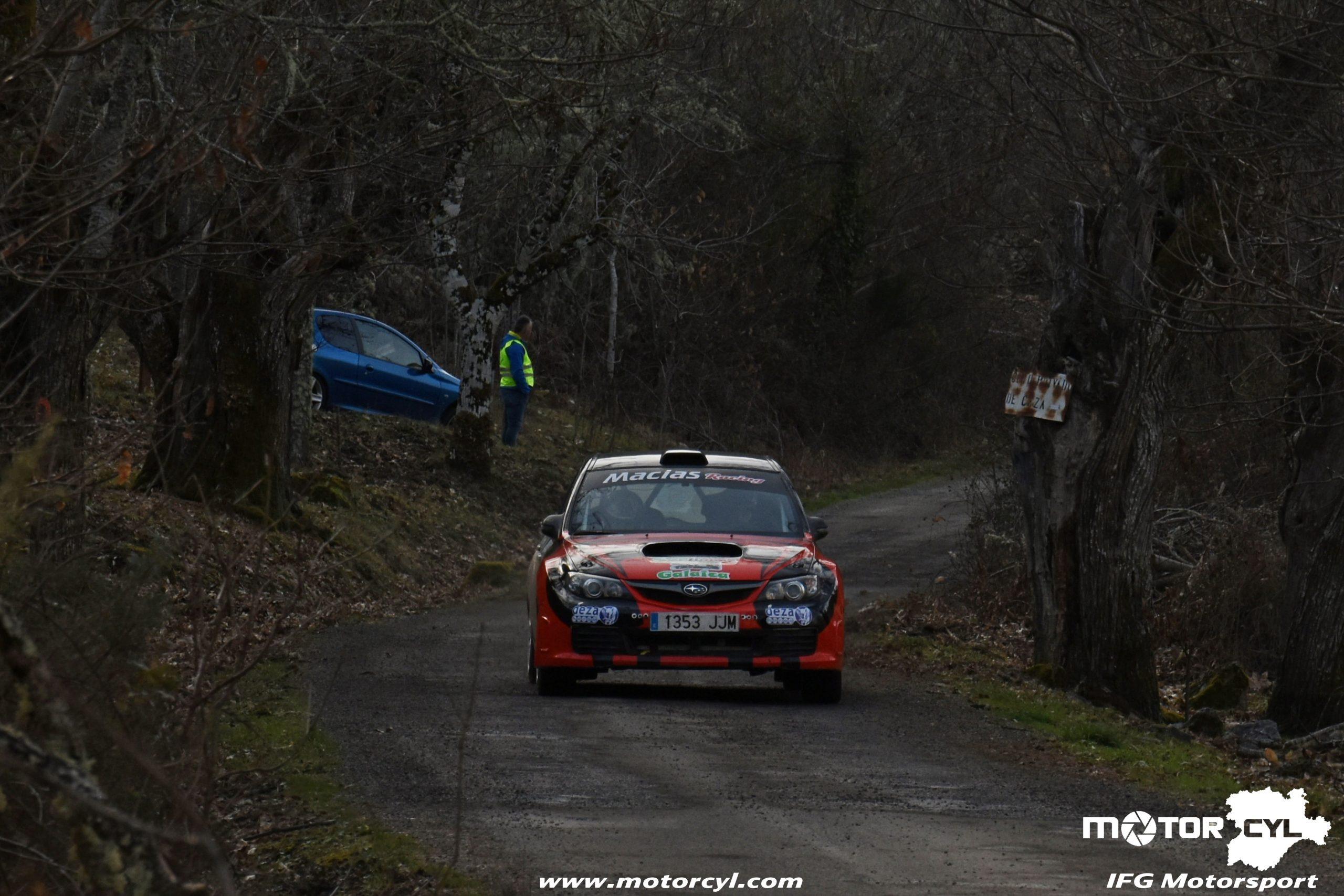 La Mencía roza el récord de participantes en su quinta edición del rallysprint
