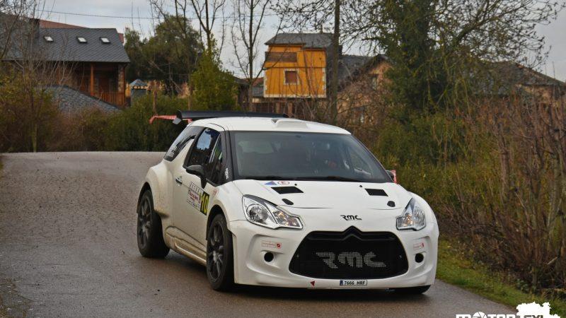 El Rallye de León dentro de la Copa N5 Campeonato Autonómico