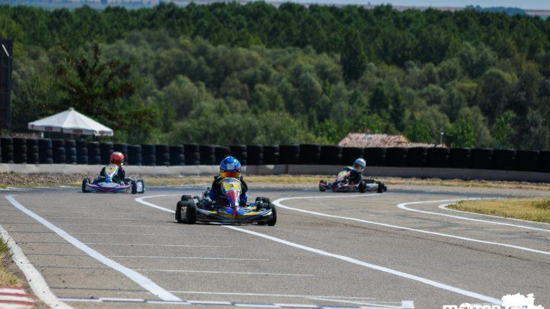 El karting se cierra al público en el Circuito de Kotarr