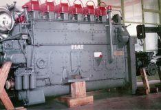 Motore locomotiva