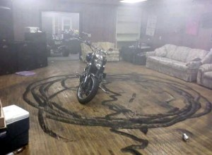 motorcycle-burn-out-in-living-room