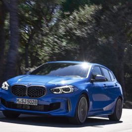BMW 1er (F40) M135i xDrive - Frontansicht