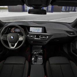 BMW 1er (F40) - Innenansicht