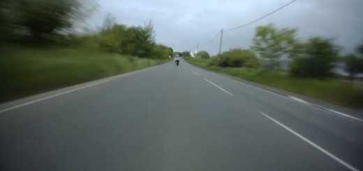 motard a 320 km