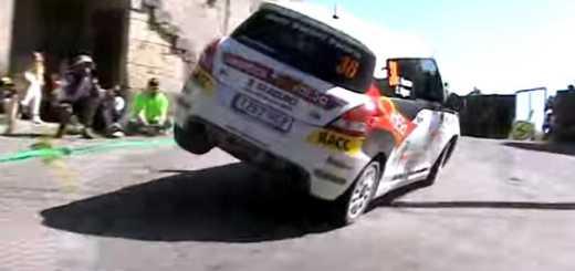 curva rally