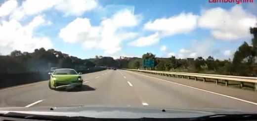 acidentes carros luxo