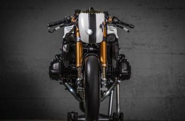 """VTR Custom, Özel Yapım Motosiklet - BMW R1200 R LC """"Veneno Blanco"""""""