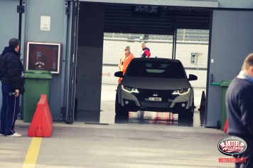 Monza Trackday : Honda Civic Type R