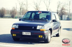 Monza Trackday : Renault Super 5 GT Turbo