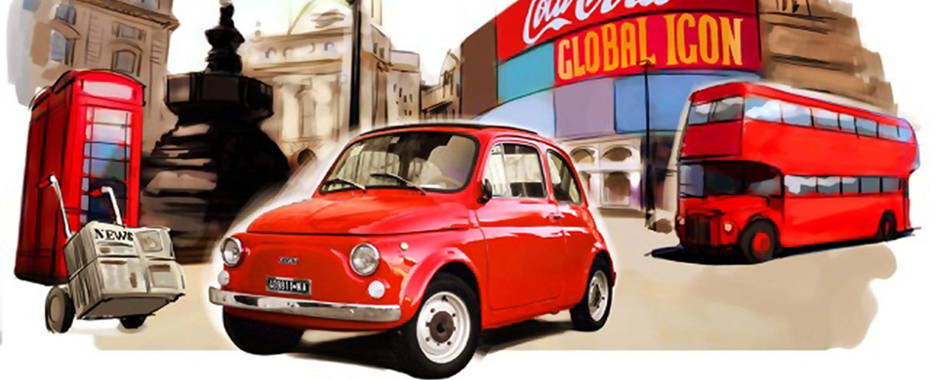Fiat 500 Forever Young