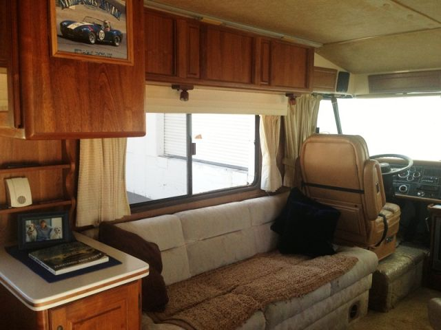 1989 Foretravel Grand Villa Unihome In California Class A