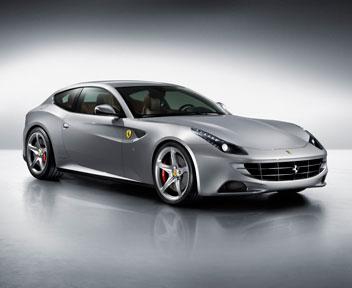 FOTO: Ecco le nuove foto della Ferrari FF, la rivoluzione «rossa»