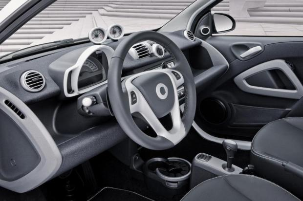 smart fortwo ice shine