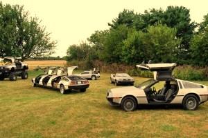 DeLorean Umbauten