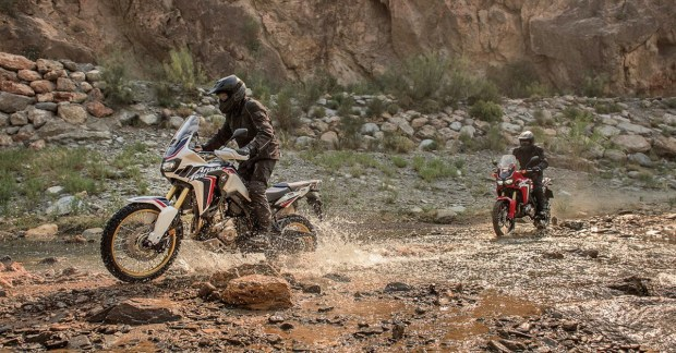 F8 HONDACFR 1000L Africa Twin